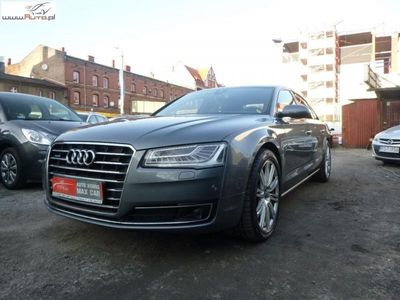 used Audi A8 4.2 2013r.