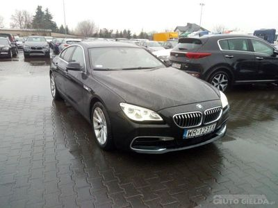 używany BMW 640 640 sedan (limuzyna)sedan (limuzyna)