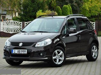 używany Suzuki SX4 1,6 Benz 120KM Manual Navi Reling 1 Wł. Serwis z DE !!! I (2006-2013)