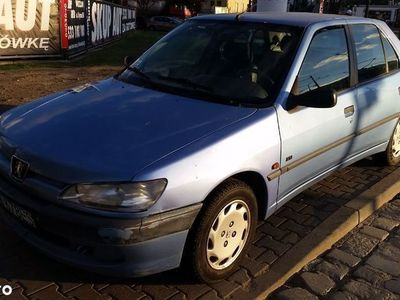 używany Peugeot 306