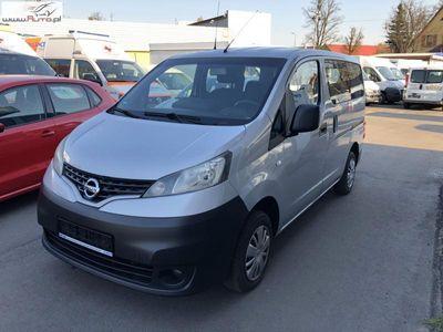 używany Nissan NV200 1.5dm 90KM 2011r. 429 000km