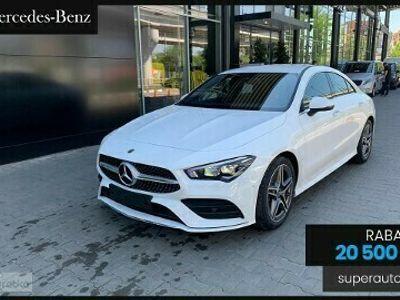 używany Mercedes 200 Klasa CLA 2.0(150KM)   AMG   + Pakiet Premium   Zarezerwuj już dziś!