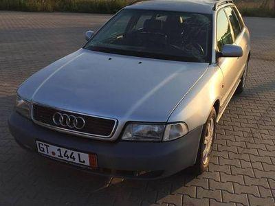 używany Audi A4 b5 1.8 B 125KM Klima Skóry Full