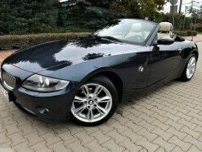 używany BMW Z4 2.2-SKÓRA-XENON-BEZWYPADKOWY
