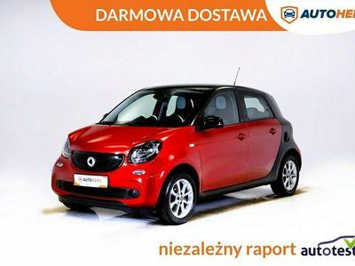 używany Smart ForFour DARMOWA DOSTAWA, Serwis ASO, Klimatyzacja automatyczna, II (2014-)