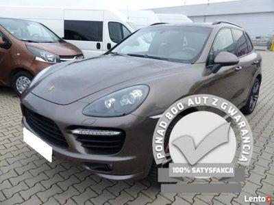 używany Porsche Cayenne 4.8 V-8 GTS AUTOMAT 2012r. / Benzy