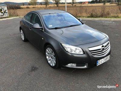 używany Opel Insignia OPC doinwestowany