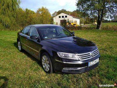 używany VW Phaeton pierwszy właściciel w Polsce i jeden w Niemczech-