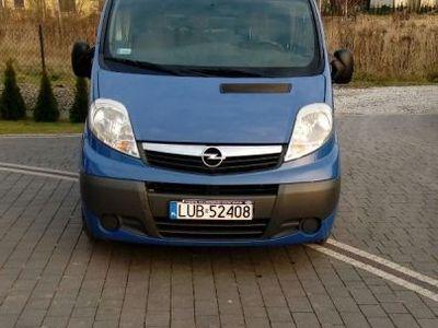 używany Opel Vivaro I