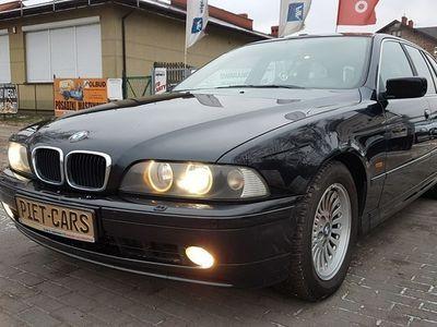 używany BMW 525 2.5dm 163KM 2003r. 303 600km