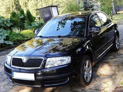 second-hand Skoda Superb I *Gwarancja*