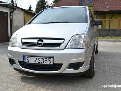 używany Opel Meriva A 1.4 Benz + LPG . 2010 r. Lift Ładna Zadbana