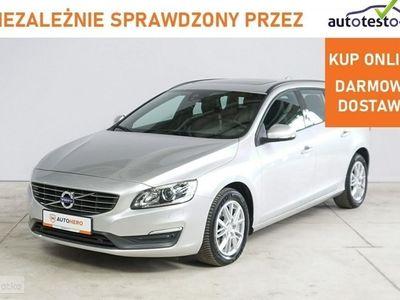 używany Volvo V60 I DARMOWA DOSTAWA, Xenon, Szyberdach, LED, Navi, Tempomat, Serwis ASO