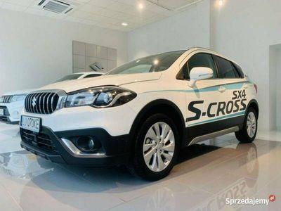 używany Suzuki SX4 S-Cross 1.4 4WD Premium Hybrid 2020 - samochód testowy