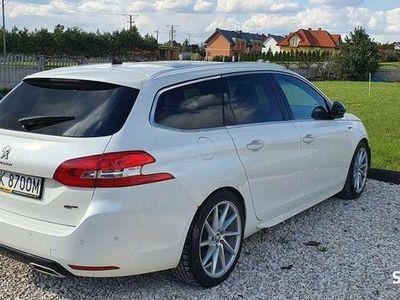 używany Peugeot 308 gt sw 2015r 1.6 thp 207km