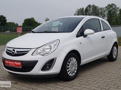 używany Opel Corsa D VAT 1 KLIMA SALON VAN ZADBANY