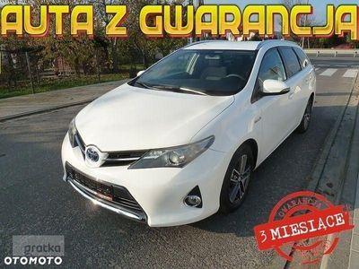 używany Toyota Auris II *SPALANIE 4,5l/100km*SERWISOWANA*Lampy LED*Tempomat*Opłacona*Gwaranc