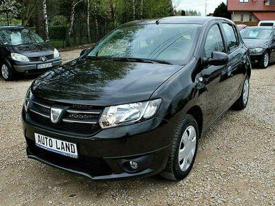 używany Dacia Sandero 1.2 75KM!2013r!33 000km!Klimatyzacja!Stan bdb!Opłacona! II (2012-)