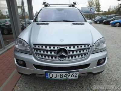 używany Mercedes ML320 Alu19-Hak-Skóra-Navi-FULL
