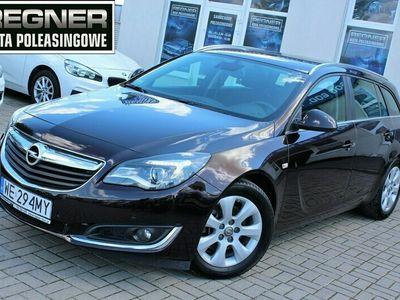 używany Opel Insignia 2dm 170KM 2016r. 111 000km