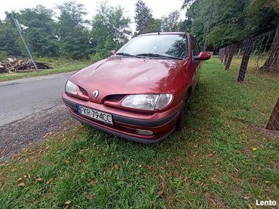 używany Renault Mégane 2.0RT 115KM 140tys. WEBASTO
