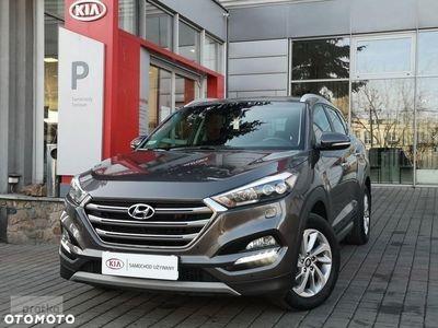 używany Hyundai Tucson III 2.0 CRDI 7DCT 4WD, Salon PL, Bezwypadkowy, Faktura VAT 23% (200), Kraków