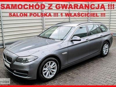 używany BMW 525 SERIA 5 525XDRIVE + Automat + Salon PL + 1 WŁ + 100% Serwis !!!