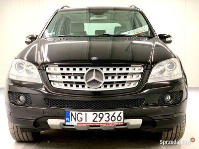 używany Mercedes ML280 3.0 / 190 KM 4X4 KLIMATRONIK TEMPOMAT SK