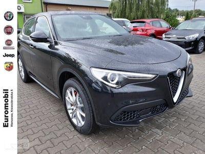 używany Alfa Romeo Stelvio rabat: 21% (52 900 zł)