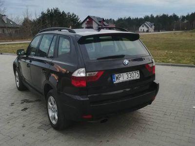 używany BMW X3 E83 LIFT