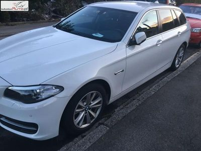 używany BMW 520 520 2dm3 190KM 2015r. 115 000km xd ze Szwajcarii