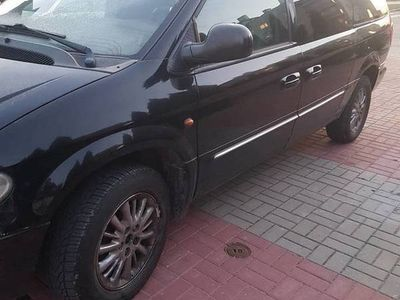 używany Chrysler Grand Voyager LIMITED CRD