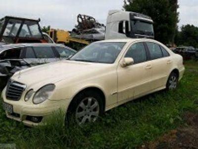 używany Mercedes E200 Klasa E W212model 2010