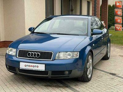 używany Audi A4 1.8dm 150KM 2001r. 270 000km