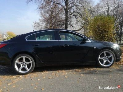 używany Opel Insignia 2012r 2.0 CDTI SPORT OPC KOZAK