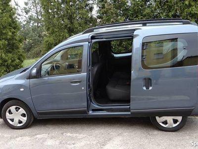 używany Dacia Dokker Laureate 1.5 Dci 90KM Klimatyzacja SERWISOWANY