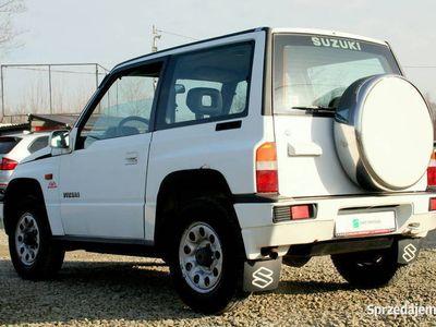 używany Suzuki Vitara 1.6 Benzyna Blokada+Reduktor Wspomaganie Elekt
