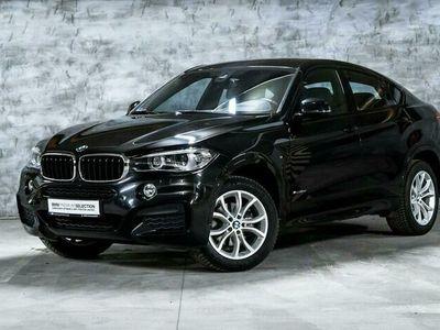 używany BMW X6 3dm 265KM 2017r. 71 300km