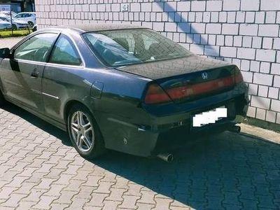 używany Honda Accord Coupe 3.0 V6 LPG - Doinwestowany, Długie opłaty