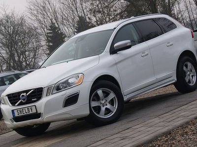 używany Volvo XC60 I 2.0d 163KM AWD R DESIGN Xenon Skóra Navi OPŁACONY