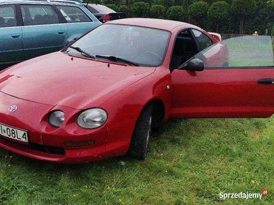 używany Toyota Celica 6 1.8 aktualne opłaty sprzedam zamienię