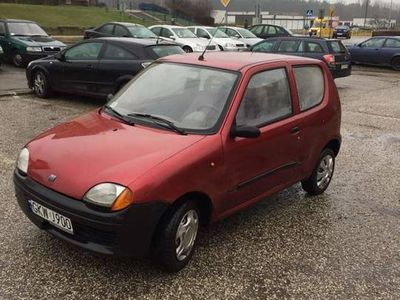 używany Fiat Seicento 1.1 2000r