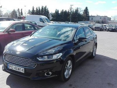 used Ford Mondeo 2dm3 150KM 2017r. 69 229km ABS