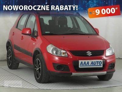 używany Suzuki SX4 I Salon Polska, Serwis ASO, 4X4, Klima, Piaseczno