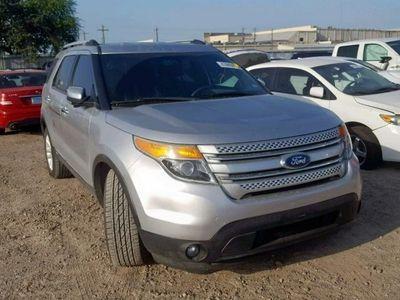 używany Ford Explorer 3.5dm 375KM 2011r. 116 600km
