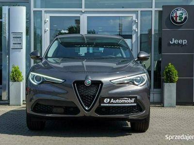 używany Alfa Romeo Stelvio 2dm 200KM 2021r. 20km