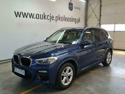 używany BMW X3 2dm 190KM 2018r. 121 529km
