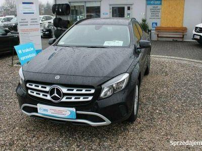 używany Mercedes GLA180 1.6dm 122KM 2019r. 13 000km
