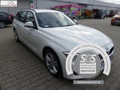 używany BMW 318 seria 3 2dm3 143KM 2013r. 171 776km d KOMBI 2013r., FV 23%, Gwarancja!!