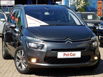 gebraucht Citroën Grand C4 Picasso 2dm3 150KM 2015r. 38 000km 2.0 Diesel- BlueHDI- 7 Miejsc- Nawigacja- Telefon- Kamera